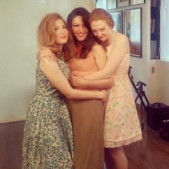 Me, Stephanie Leigh Rose, Emily Bennet