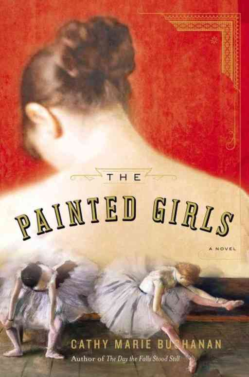 It's about the girls who modeled for Degas and other famous painters in 1890s Paris. I'm obsessed with the Belle Epoque. I can't wait to devour this.